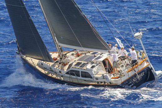 2008 Morris Yachts 48