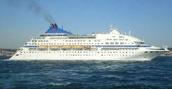 1992 Cruise Ship, 1400 Passengers - Stock No. S2002