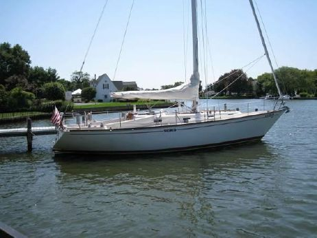 1979 Tartan 37 Center Board Sloop