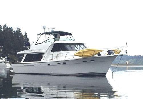 2001 Bayliner 4788 Pilot House Motoryacht