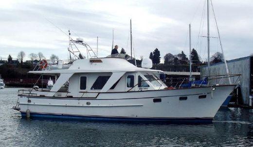 1985 Defever Trawler