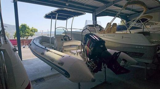 2007 Bombard 640 SB Explorer