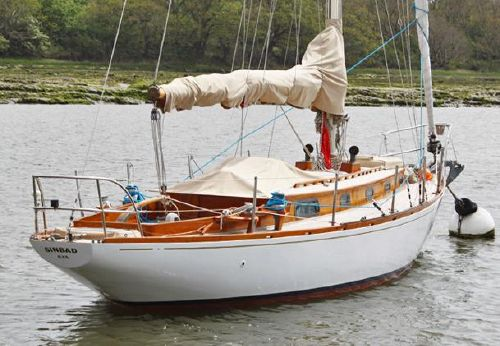 1961 Buchanan Sloop