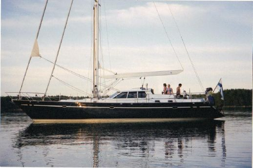 1996 Steel Sailing Yacht