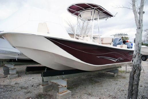 2016 Carolina Skiff 218 DLV