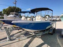 2018 Sea Chaser 21 Sea Skiff