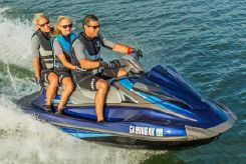 2015 Yamaha Waverunner VX Cruiser with 110HP