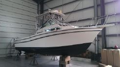1992 Grady-White Sailfish 252 Sport bridge