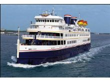 2001 Small Cruise Ship, 294 Passengers - Stock No. S2104 Sister Ship S2170 Also Available