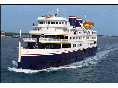 2001 Small Cruise Ship, 294 Passengers - Stock No.s2104 Sister Ship S2170 Also Available