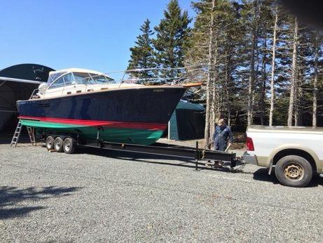 2012 Sabre Boat Trailer