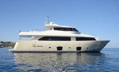 2010 Ferretti Yachts Custom Line Navetta
