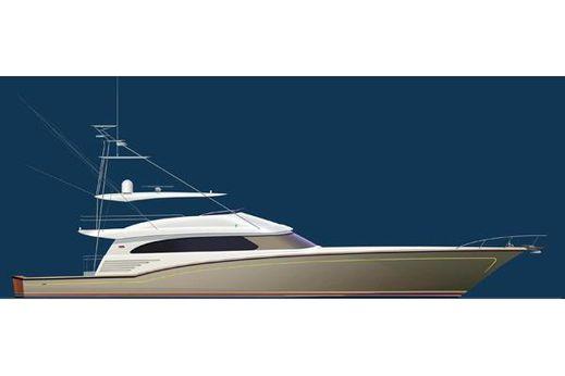 2017 Sea Force Ix 88.5 Luxury Sport Yacht