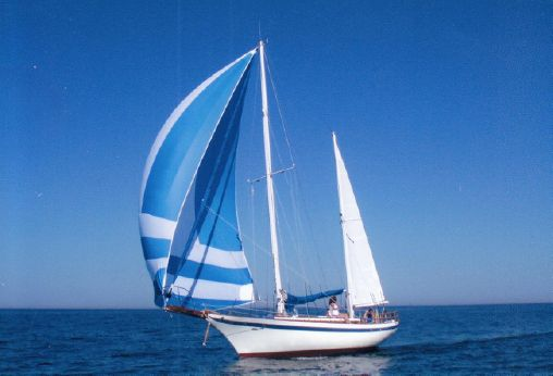 1971 Cheoy Lee Clipper 36 Ketch