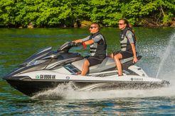 2015 Yamaha Waverunner FX Cruiser HO WITH 110HP