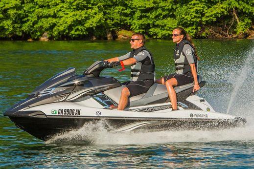 2015 Yamaha Waverunner FX Cruiser HO