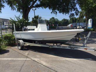 2006 Tidewater 1800 Bay Max