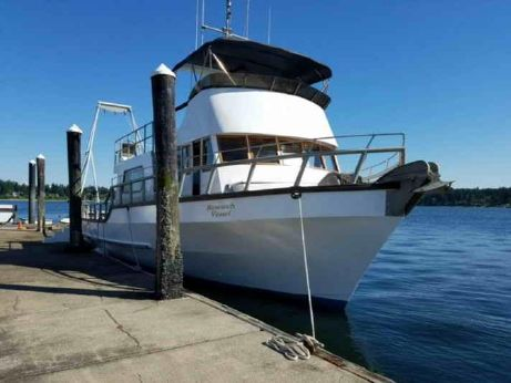 1980 Research Pilothouse