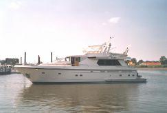 1989 Lowland Alu Motoryacht 66