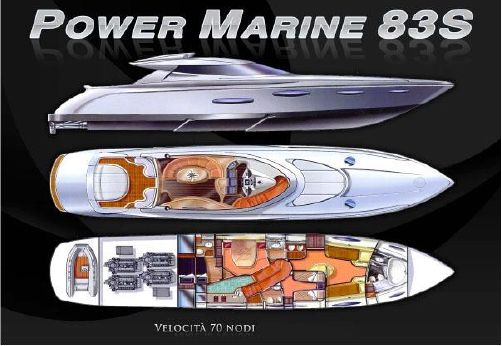 2006 Marine Power Marine power 83