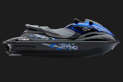 2015 Yamaha Waverunner FZS SVHO