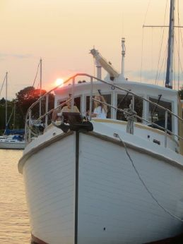 2013 Diesel Duck 40 George Buehler Design - Cruising Trawler