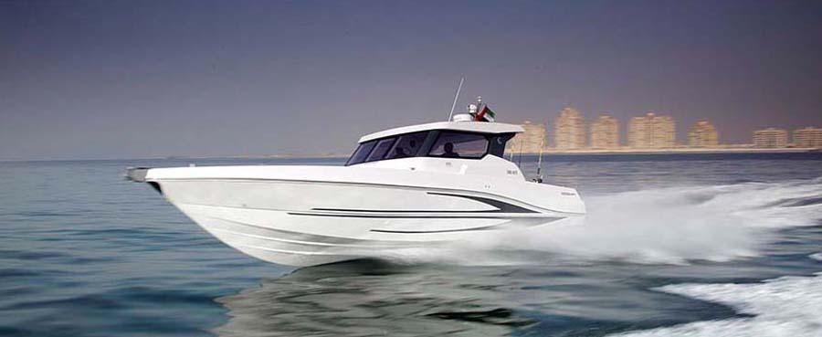 2016 Gulf Craft Silvercraft 36ht Power New And Used Boats