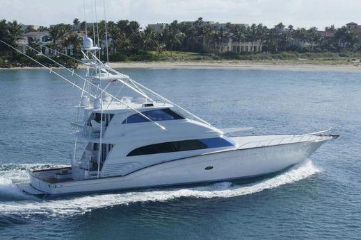 2017 Sea Force Ix 83.5 Luxury Sport Yacht