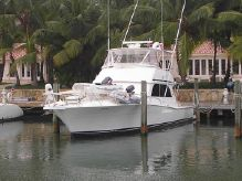 1997 Viking Yachts 50 Convertible