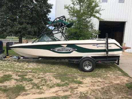2001 Correct Craft SUPER AIR  NAUTIQUE 210 TEAM EDITION
