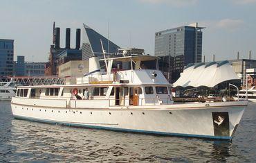 1944 Leblanc Shipyards Pilot House Motor Yacht