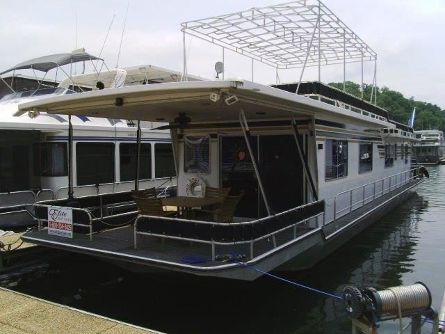 1987 Sumerset 14 x 75 Houseboat Power Boat For Sale - www ...