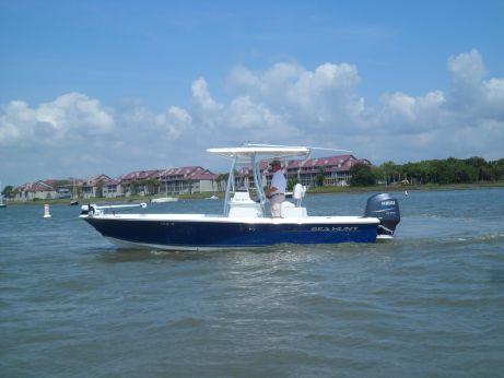 2011 Sea Hunt BX 22 Pro