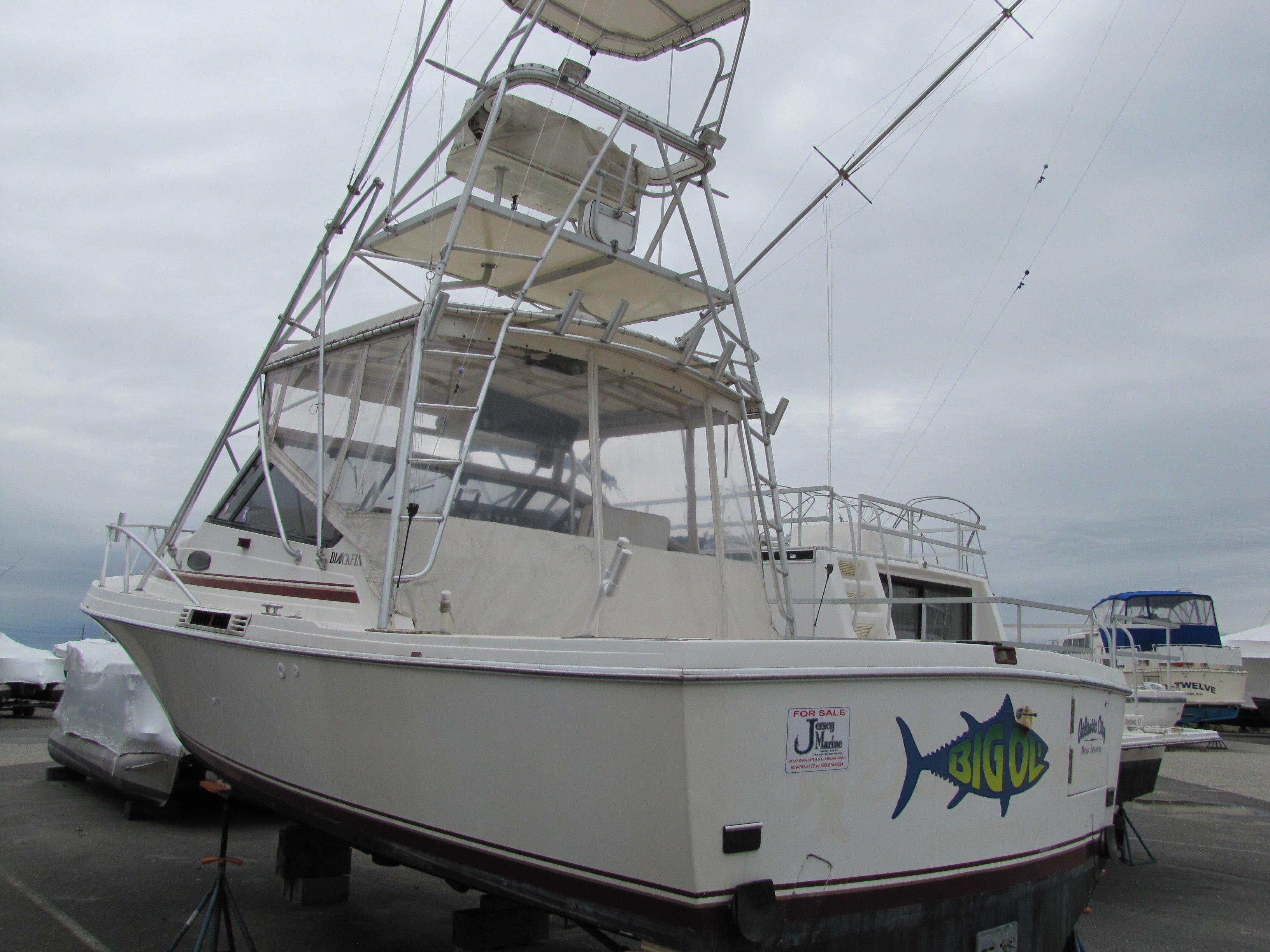 Deep Impact Boats >> 1989 Blackfin 32 Combi Power Boat For Sale - www.yachtworld.com