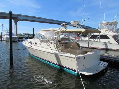 2007 Mainship Pilot 34 Twin Soft Top