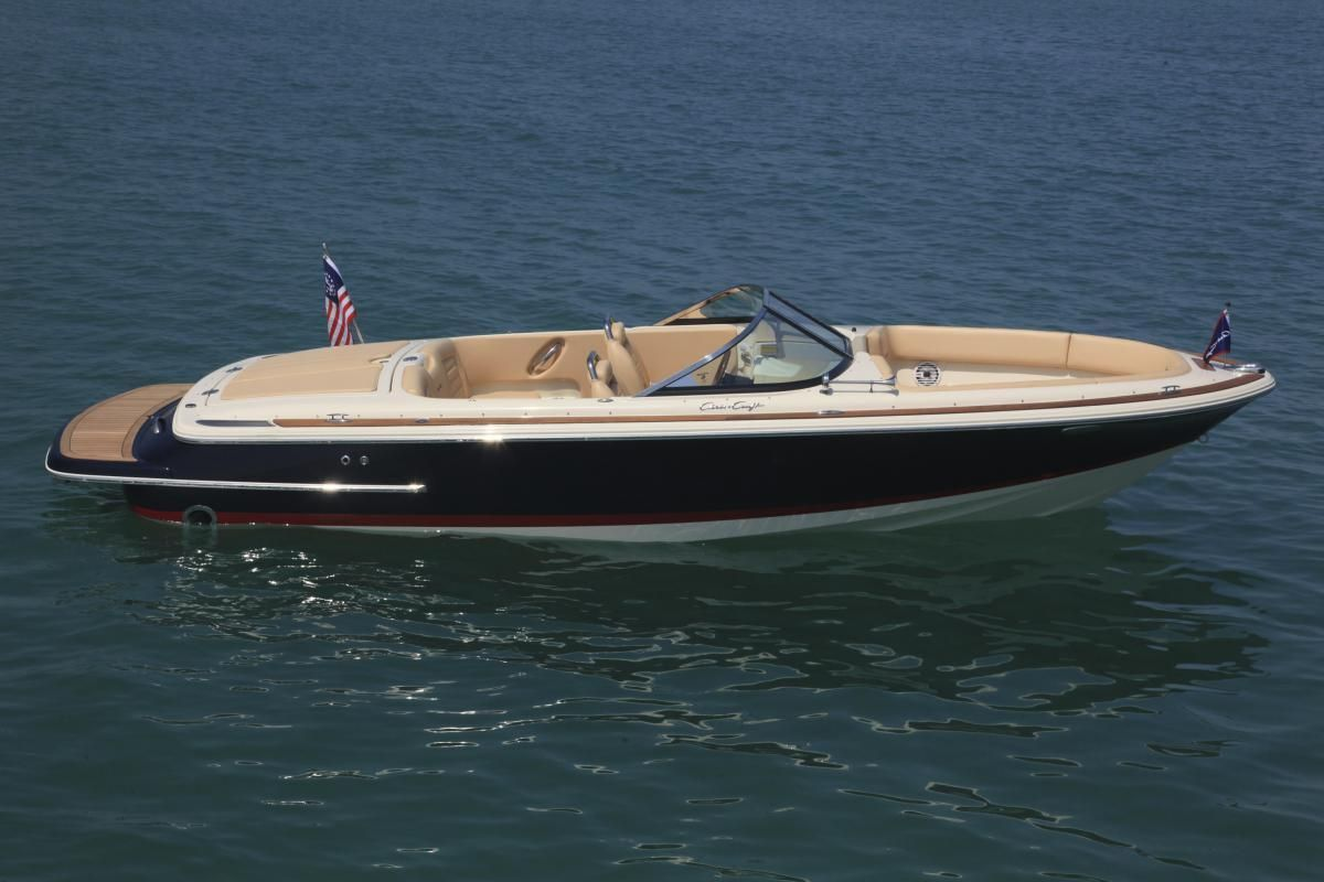 Chris Craft  Launch Price