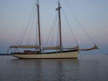 2004 Covey Island Boatworks Schooner