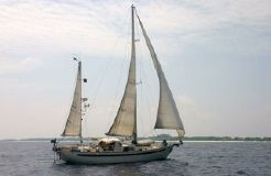 1968 Custom Steel Sailing Yacht