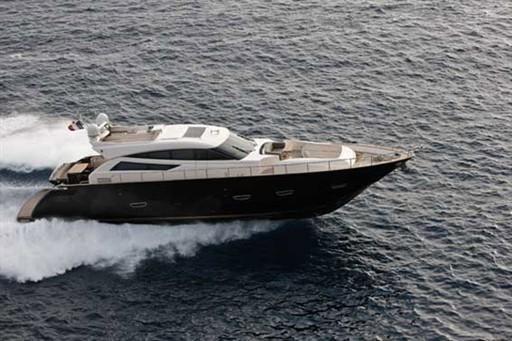 2008 Cayman 75 HT