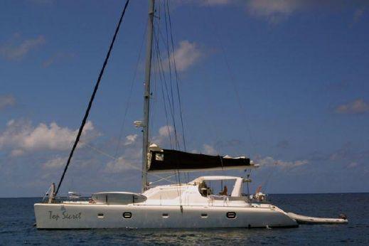 2004 Voyage Yachts 580 Catamaran