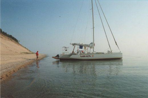 1999 Contour 34 SC