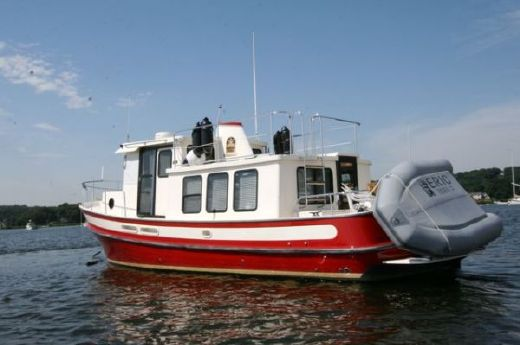2000 Nordic Tugs Pilothouse