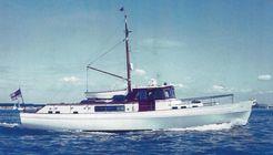 1964 Laurent Giles TS Diesel Yacht