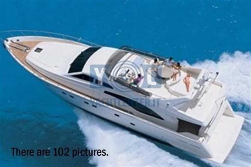 1999 Ferretti Yachts Ferretti 68