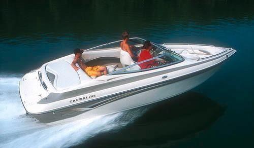 2002 Crownline 225 BR