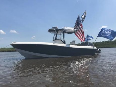 2008 Clearwater 2300 Center Console