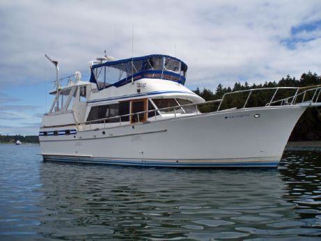 1986 Sea Ranger LRC Motoryacht