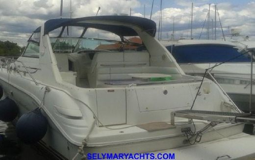 1995 Sea Ray 370 Sundancer / Private