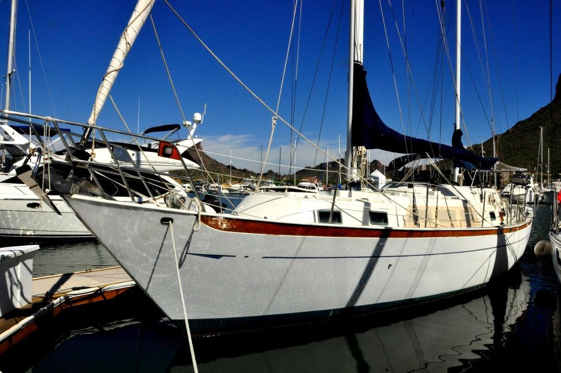 47' Perry Ketch+Boat for sale!