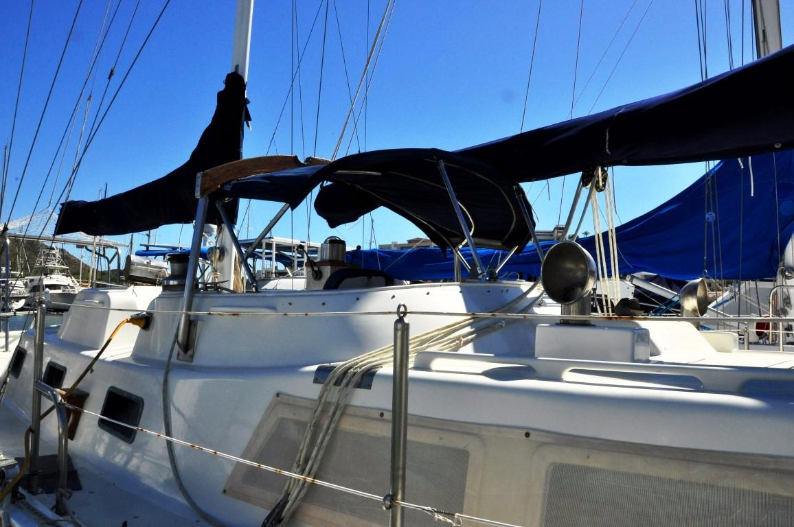 47' Perry Ketch+Photo 46